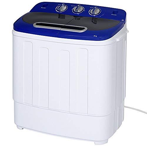 Display4top lavatrice • mini-lavatrice • capacità 4,2 kg • acqua e risparmio energetico - Spina standard europea