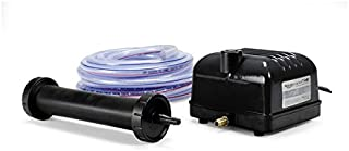 Aquascape Pro Air 20 Pond Aerator and Aeration Kit with Tubing and Self-Cleaning Diffuser, Out-door Rated| 61009