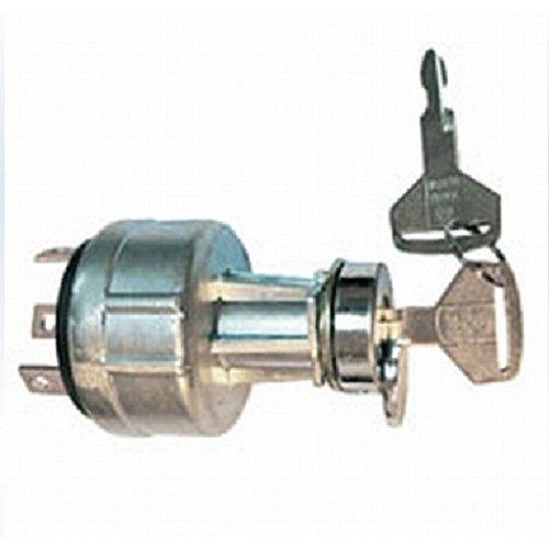 SINOCMP Interrupteur à clé 6 prises pour Kobelco SK300-5