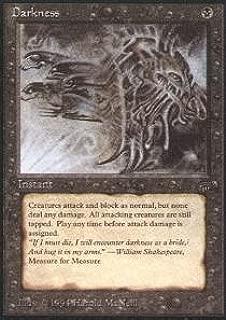 darkness legends mtg