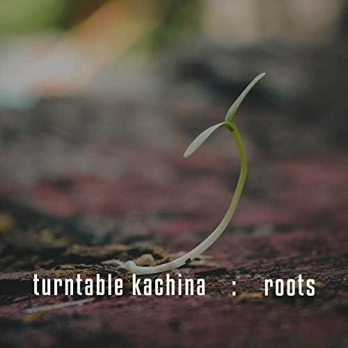 Turntable Kachina