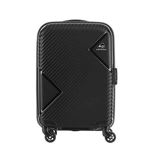 [カメレオン] スーツケース キャリーケース 公式 ザク Spinner 55/20 TSA 保証付 35L 55 cm 2.2kg ブラック