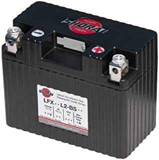 Shorai LFX09L2-BS12 Extreme Rate Lithium Iron Powersports Battery