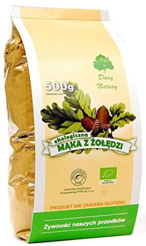 Glutenfreies Mehl BIO 500 g - DARY NATURY