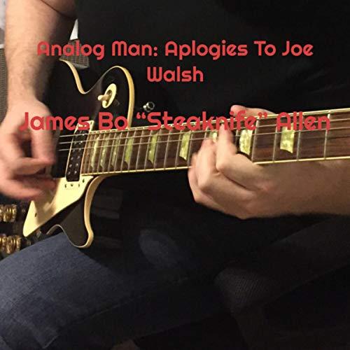 Analog Man: Aplogies To Joe Walsh