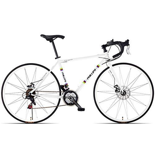 MAKEMONEYANDLOVE Fahrräder Fahrrad Fahrrad Mountainbike Mountainbikes Mens Fahrrad Herren Fahrräder für Erwachsene Klapprad Fahrräder Damen Faltrad Frauen Fahrrad,Weiß