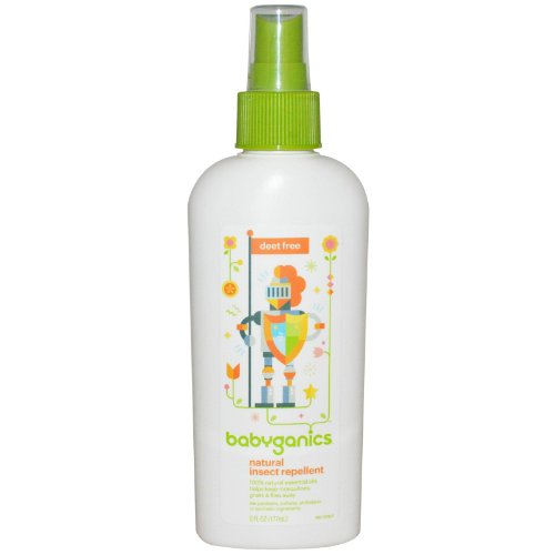 Product Image of the Babyganics Natural Insect Repellent, 6 oz, Packaging May Vary