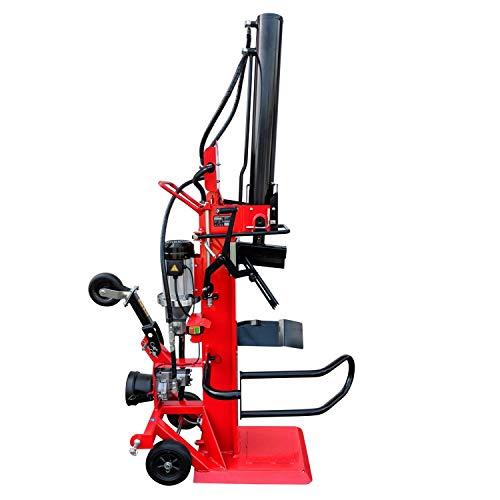 Brennholzspalter Holzspalter LS30T-PTO+E400V / 30 Tonnen Spaltkraft / 110cm Spaltlänge/Zapfwellenantrieb Dreipunkt + Elektromotor 5,5 kW 400V / 2 Hand Bedienung