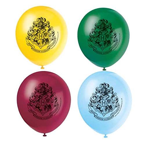 Unique 8 Harry Potter Luftballons