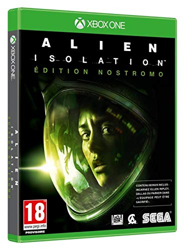 SEGA Alien: Isolation Nostromo Edition Básica + DLC PC Francés vídeo -...