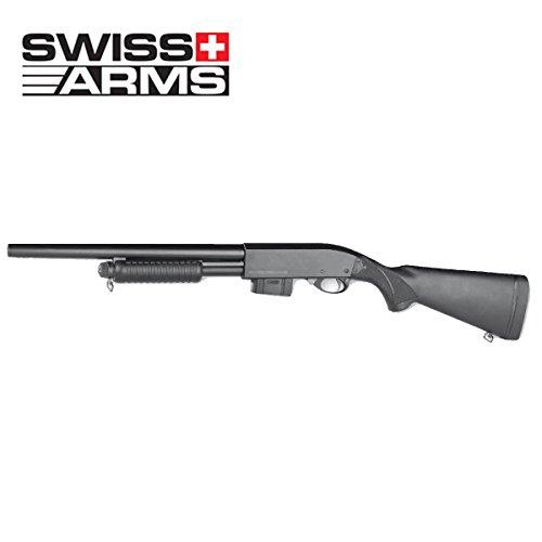 Shot Gun Full Stock Full Metal de Swiss Arms