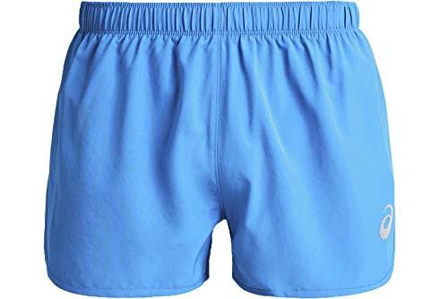 ASICS Silver Split Short Pantaloncini, Blu (Blue 2011a008-400), S Uomo