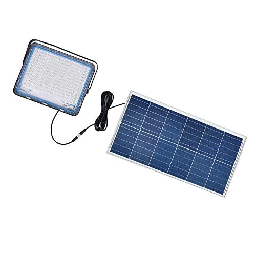 logozoee Lampione Stradale a LED, Dotato di Un Proprio di sensori di Luce Luce LED per Esterni per la casa per Le Strade