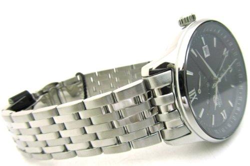 『[オリエント]ORIENT 腕時計 AUTOMATIC GMT オートマチック SDJ02002B0 メンズ [逆輸入]』の2枚目の画像