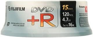 Fuji DVD+r 15pk-Total of 90 Discs