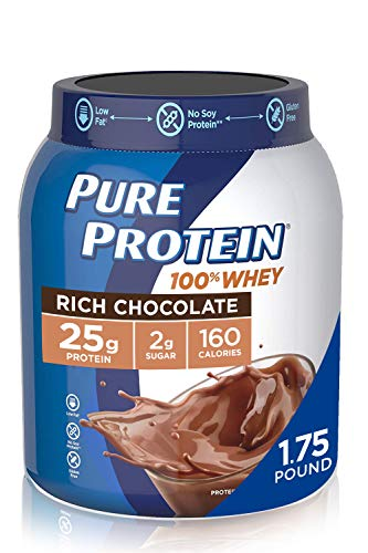 Whey Protein Powder by Pure Protein Gluten Free