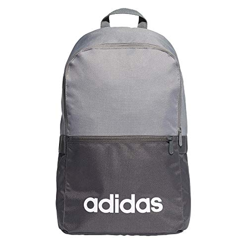 adidas Lin Clas Bp Day Borsone, 55 cm, Grigio (Grey F17/Black/White)
