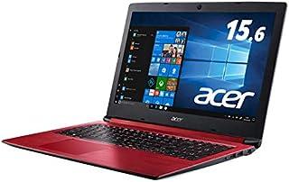 Acer (エイサー) ノートPC A315-53-A34U/R ロココレッド [Core i3・15.6インチ・SSD 256GB・メモリ 4GB]