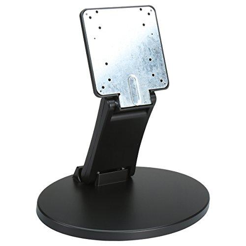 Wearson WS-03C Vouwen Metaal LCD TV Houder Touch Screen Monitor Bureau Beugel Met VESA Gat 75x75 100x100mm