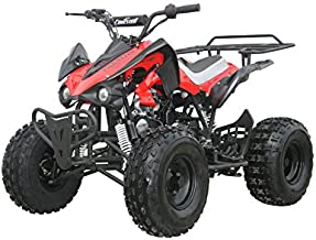 Dong Fang 3125A Red 125cc kid four wheelers ATV