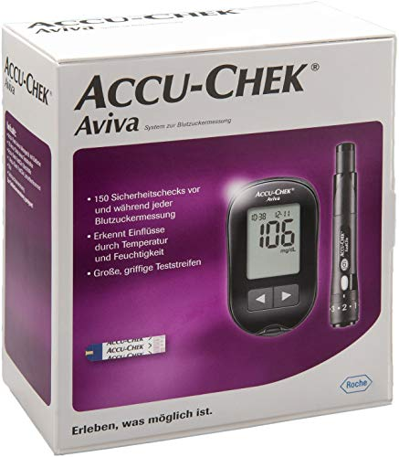 ACCU CHEK Aviva III Set mg/dl 1 St