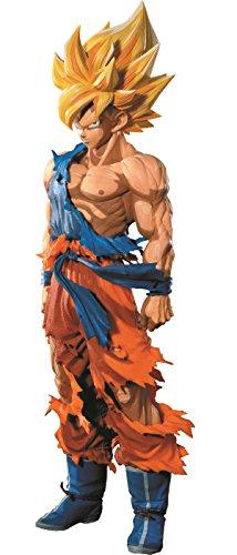 Banpresto Dragon Ball Z Super Master Stars Piece Figure - The Son Goku