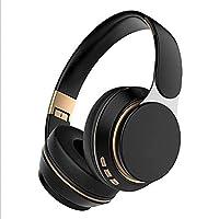 ファッショナブルなヘッドセットのブルートゥースヘッドセット、無線雑音低減重ベースのブルートゥースヘッドセット,黒