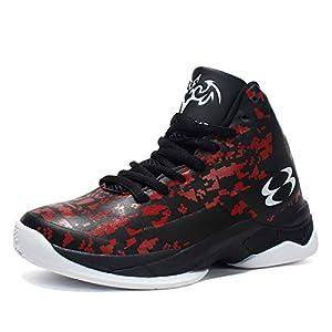 Zapatillas de Baloncesto Hobi Jumper (35, Amarillo): Amazon.es ...