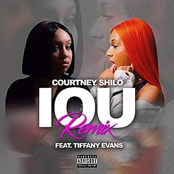 IOU (Remix)