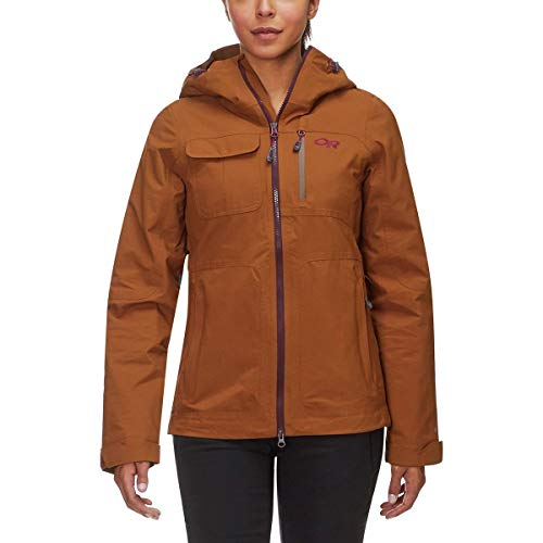 Outdoor Research Women's Blackpowder Ii Jacket, Saddle, X-Small