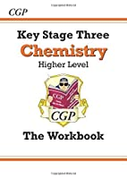 KS3 Chemistry Workbook - Higher by CGP Books Paddy Gannon(1999-01-31)
