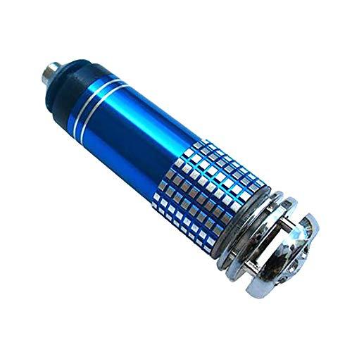 AZHUI Mini 12V Auto Luftreiniger Ozon-Generator-Ionisator Ozonator Mini Smoke Remover Fresher Auto Luftreiniger (Color : A)