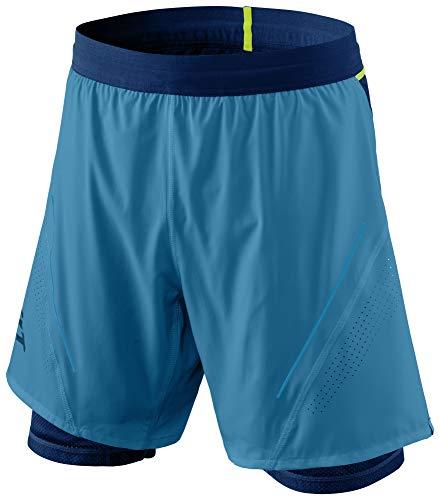 DYNAFIT Alpine Pro 2in1 Shorts Herren Mykonos Blue Gr. S