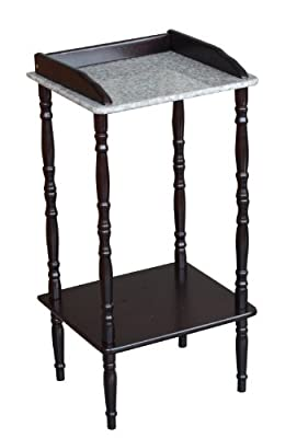 Frenchi Furniture 2 Tier Tele Stand