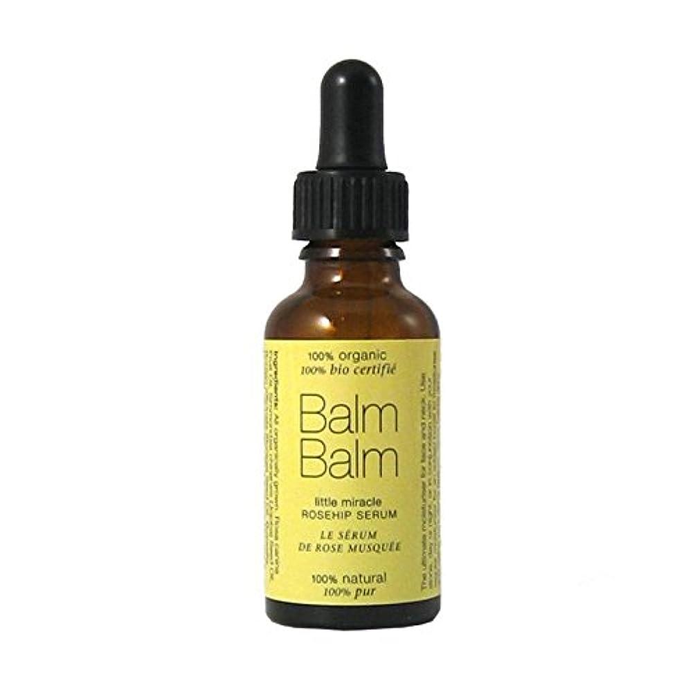 染色会社助けてBalm Balm Little Miracle Organic Rosehip Serum 30ml - バームバーム少し奇跡の有機ローズヒップ血清30ミリリットル [並行輸入品]