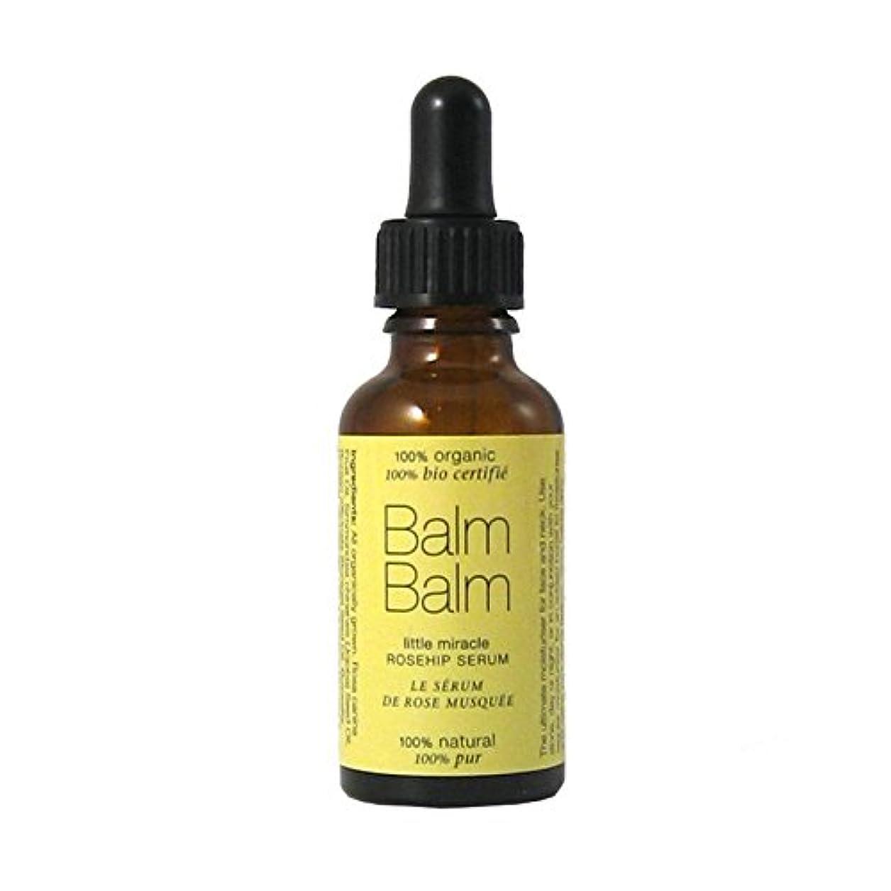 スタイル理容師中世のBalm Balm Little Miracle Organic Rosehip Serum 30ml (Pack of 6) - バームバーム少し奇跡の有機ローズヒップ血清30ミリリットル x6 [並行輸入品]