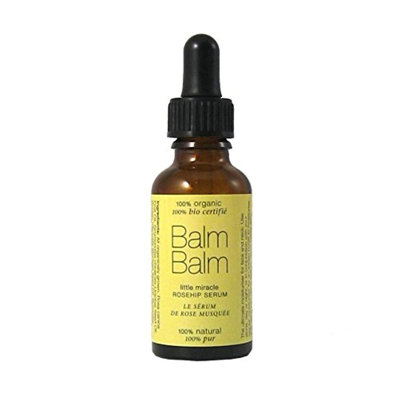 同様の問題フレキシブルBalm Balm Little Miracle Organic Rosehip Serum 30ml (Pack of 6) - バームバーム少し奇跡の有機ローズヒップ血清30ミリリットル x6 [並行輸入品]