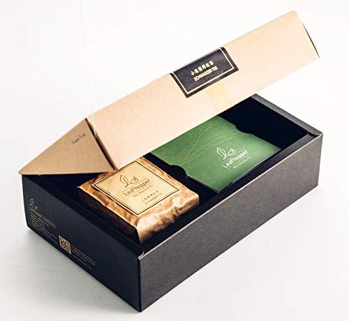 Leafhopper® Schwarzer Tee lose – mit natürlichem honigartigem Aroma direkt aus Taiwan.