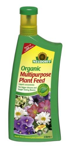 Neudorff 613607 Neudorff Organic Multipurpose Plant Feed 1L