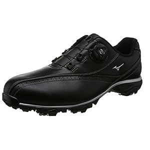 [ミズノ] ゴルフシューズ ワイドスタイル002 ボア メンズ