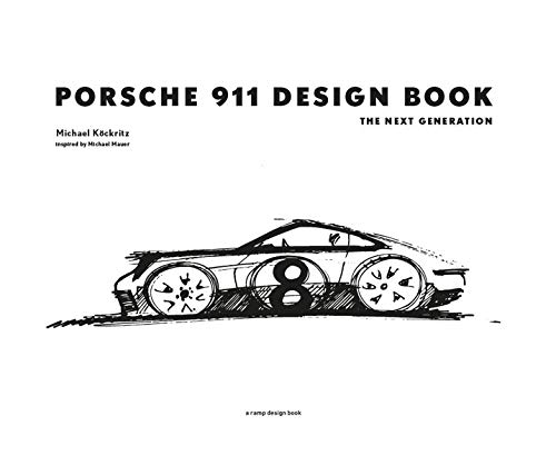 Porsche 911 Design Book: The Next Generation
