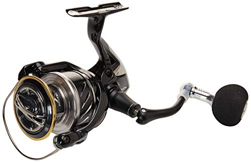 Shimano Sustain C5000 XG FI, Allround Spinning Angelrolle mit Frontbremse, SAC5000XGFI