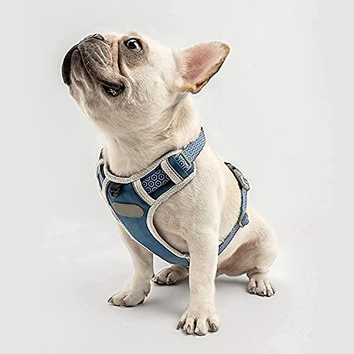 NYCUABT Hundegeschirr Haustiergeschirr für die Leine Safe Gehen Weste für kleine und mittlere Hunde Brustgurt Hund Harness Pet Geschenk -XL, X- Groß (Size : M)
