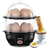 Best Egg Cookers - NETTA Electric 14 Egg Boiler Poacher Cooker Review