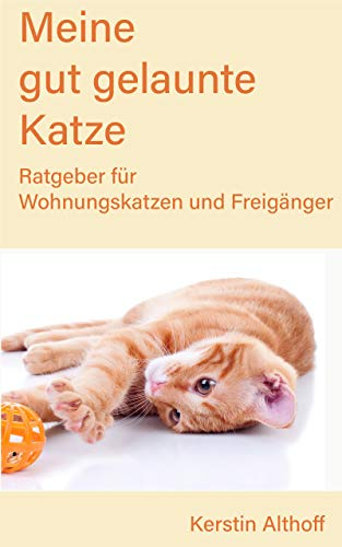 Meine gut gelaunte Katze: Ein Katzenratgeber für Wohnungskatzen und Freigänger