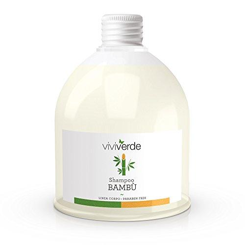 Viviverde Shampoo Restaurants Bamboo - 6 verpakkingen à 250 ml
