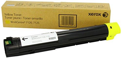 Xerox 006R01458 WorkCentre 7120 Tonerkartusche gelb Standardkapazität 1er-Pack