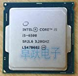 i5 6500 Processor 3.2GHz,Quad Core,Socket LGA 1151,Desktop I5-6500 CPU