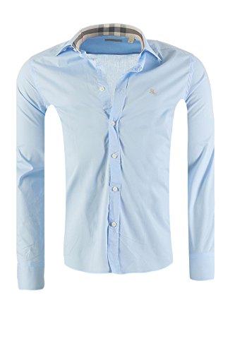 Camicia BURBERRY BRIT Mens slim fit, in diversi colori, Dimensione:XL,...