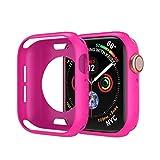 MOODER Bracelet de protection d'écran pour Apple Watch Band 6 44/40 mm pour iWatch Band 42 mm 38 mm...